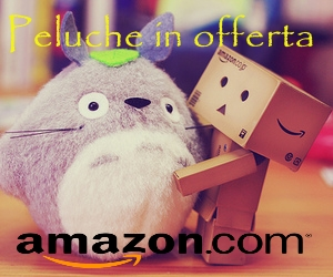 Peluche in vendita: offerte di Amazon