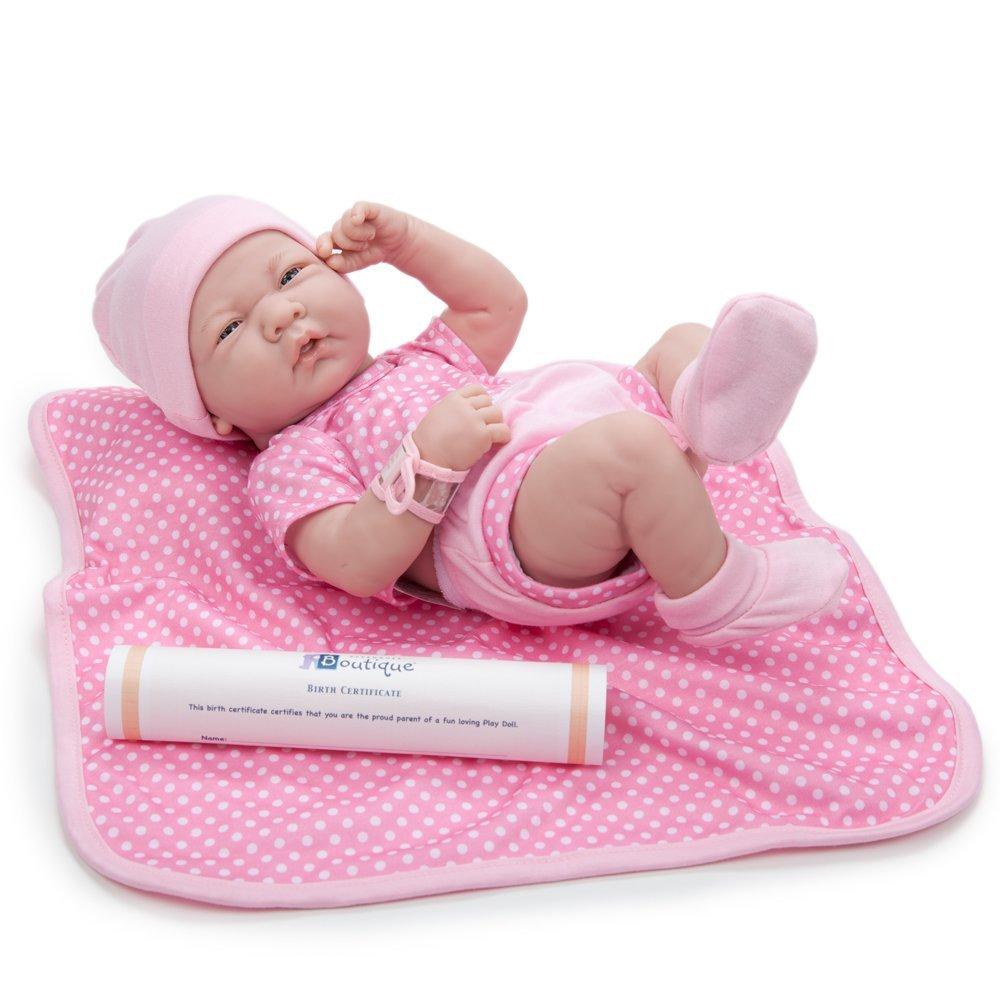 E Toys For Girls : Bambole reborn le che sembrano bambini veri