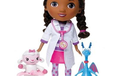 Dottoressa Peluche Bambola parlante
