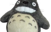 Totoro sorridente