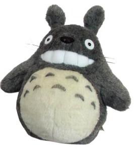 Peluche Totoro sorridente