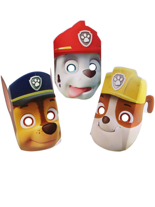 9b62c0648c26 Costume Carnevale Paw Patrol Maschere